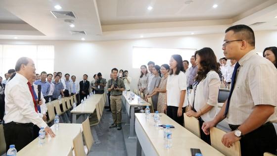 """Đại học Quốc gia TPHCM: Năm học """"Sinh viên với khởi nghiệp"""" ảnh 7"""