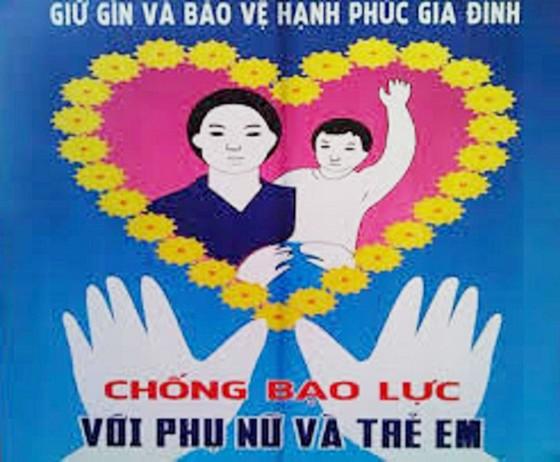 Đẩy lùi nạn bạo hành trẻ trong gia đình ảnh 1