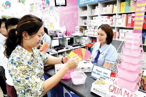 Trữ thức ăn an toàn với hộp nhựa Rakuchin Pack của Nhật được nhiều khách hàng Co.opmart lựa chọn ảnh 1