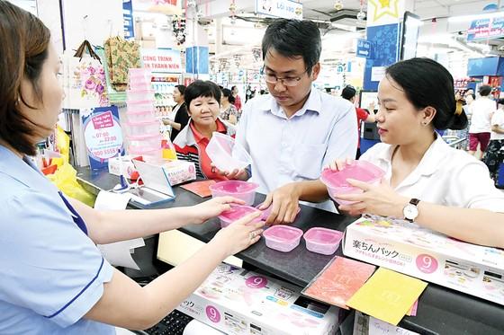 Trữ thức ăn an toàn với hộp nhựa Rakuchin Pack của Nhật được nhiều khách hàng Co.opmart lựa chọn ảnh 2