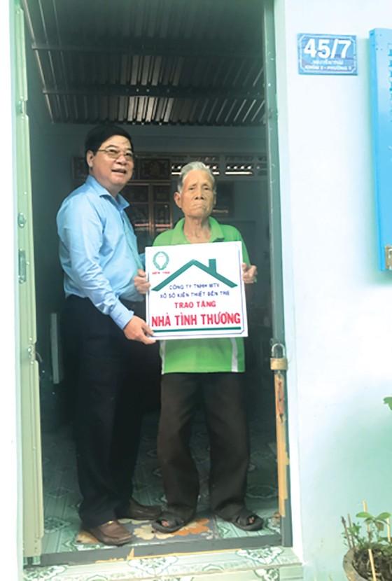 Bàn giao nhà tình thương cho hộ nghèo tại thành phố Sa Đéc, tỉnh Đồng Tháp ảnh 1