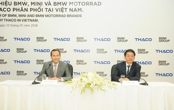Tập đoàn BMW châu Á và THACO giới thiệu thương hiệu BMW và MINI tại Việt Nam ảnh 1