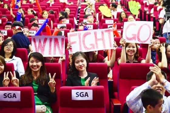 """Chung kết cuộc thi hùng biện tiếng Anh """"Voice Of Nguyen Hoang - VNH"""" lần 1  ảnh 4"""