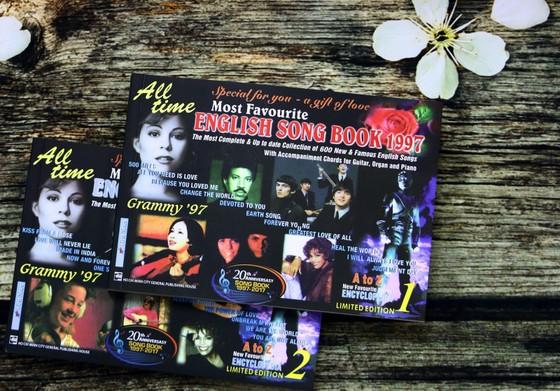 Song book 1997 tái xuất sau 20 năm   ảnh 1