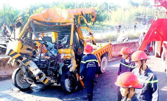 Gia tăng tai nạn giao thông ở các điểm đen ảnh 1