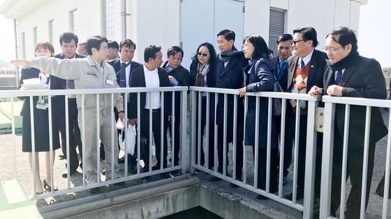 TPHCM tham khảo kinh nghiệm Nhật Bản biến TP xám thành TP xanh ảnh 1