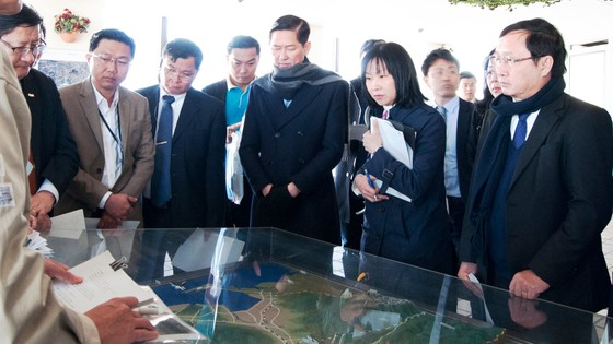 TPHCM tham khảo kinh nghiệm Nhật Bản biến TP xám thành TP xanh ảnh 3