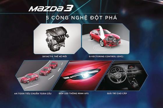 Mazda3 thế hệ mới tích hợp 5 công nghệ đột phá ảnh 1