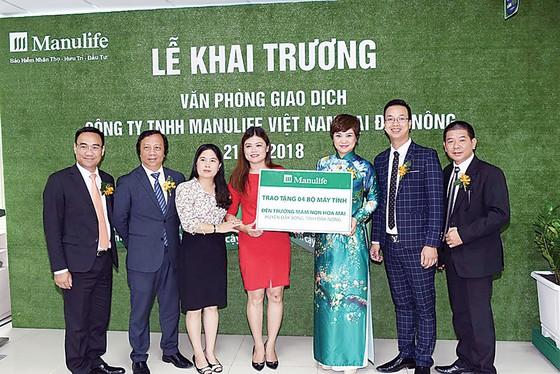 Manulife Việt Nam mở rộng văn phòng từ Nam ra Bắc  ảnh 1