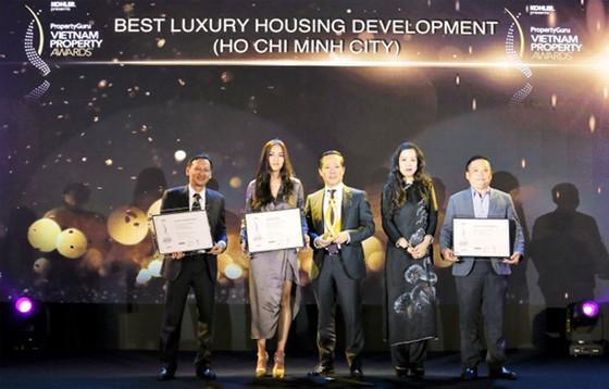 The Venica đạt giải thưởng PropertyGuru Vietnam Property Awards 2018 ảnh 1