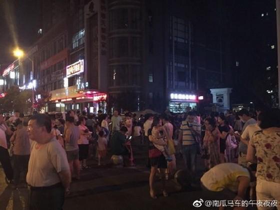 中國發生兩場強震致數百人傷亡 ảnh 1