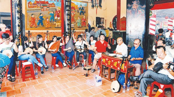 華人會館張燈結綵迎新春 繼續發揮團結鄉誼 有利社群角色 ảnh 2