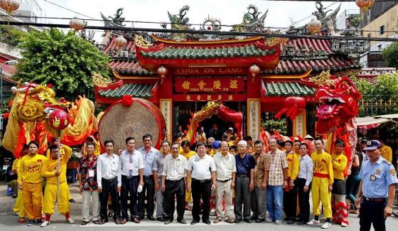 華人會館張燈結綵迎新春 繼續發揮團結鄉誼 有利社群角色 ảnh 5