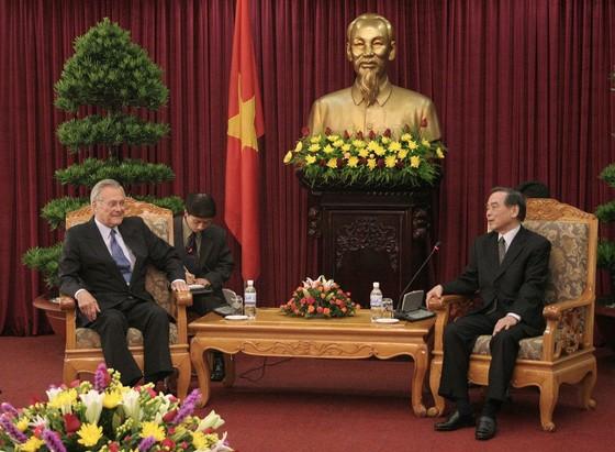 已故總理潘文凱為我國外交貢獻良多 ảnh 3