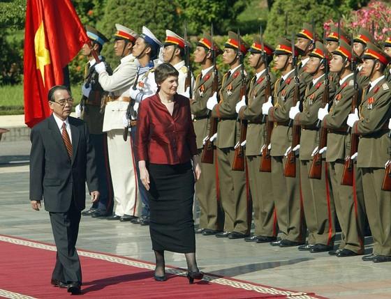 已故總理潘文凱為我國外交貢獻良多 ảnh 2
