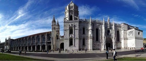 里斯本 —— 葡萄牙穿越古老年代的浪漫國度 ảnh 1
