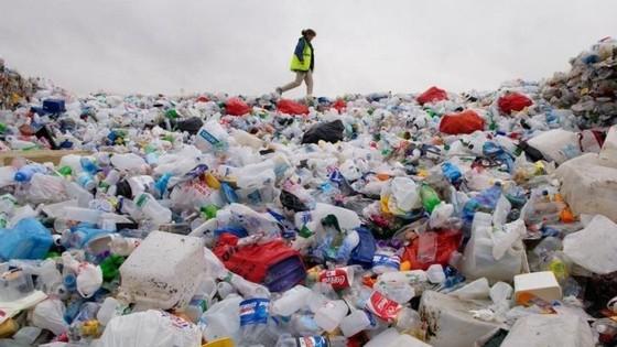 對塑料袋和一次性塑料產品說不 ảnh 1