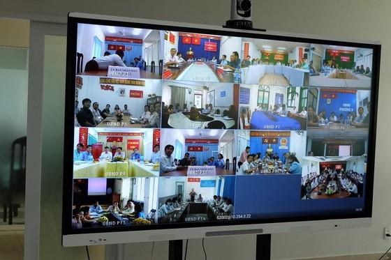 第三郡視像會議系統啟用 ảnh 1