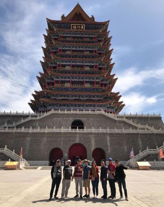 本市旅行社考察中國寧夏行程 ảnh 1