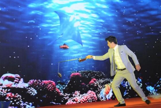 越南紀錄邁向世界舞台 ảnh 2
