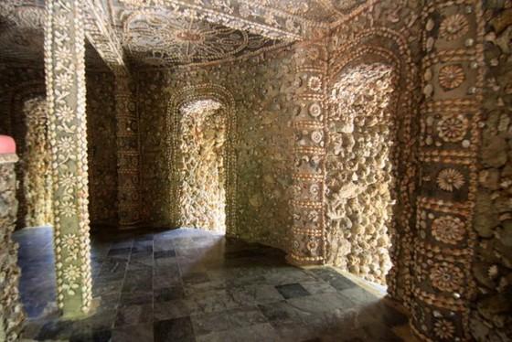 金蘭市獨一無二的貝殼寺 ảnh 1