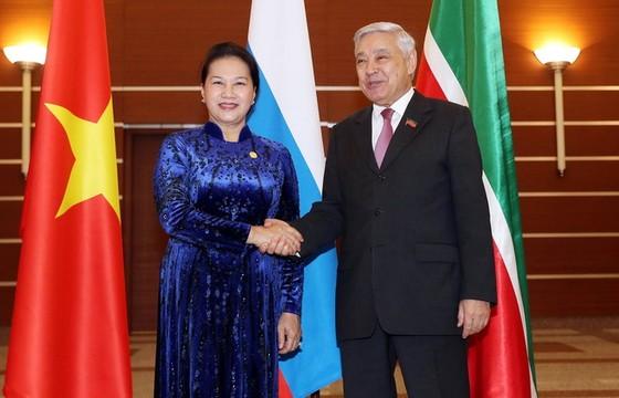 越南重視與俄羅斯聯邦全面戰略夥伴關係 ảnh 1