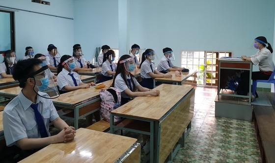 華生良好遵守學校防疫規定 ảnh 1