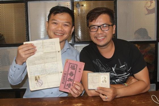 一張華僑證 尋獲故鄉情 ảnh 1