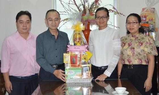值越南革命報刊日 95 週年  多個政府機關、單位前來祝賀 ảnh 3