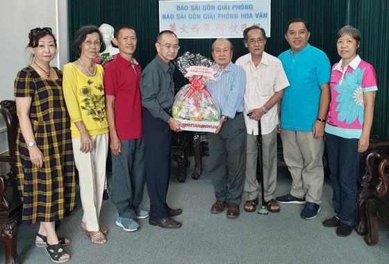 值越南革命報刊日 95 週年  多個政府機關、單位前來祝賀 ảnh 4