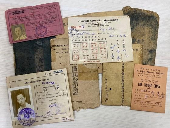 華人老證件   身份大轉變 ảnh 1