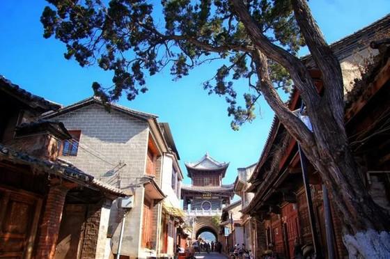 中國 12 個古鎮景美人少 ảnh 10