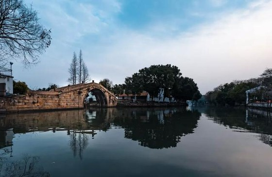 中國 12 個古鎮景美人少 ảnh 8