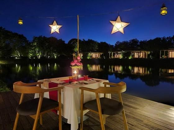 在度假區享用浪漫晚餐 ảnh 1