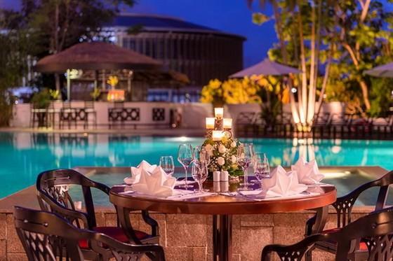 在度假區享用浪漫晚餐 ảnh 2