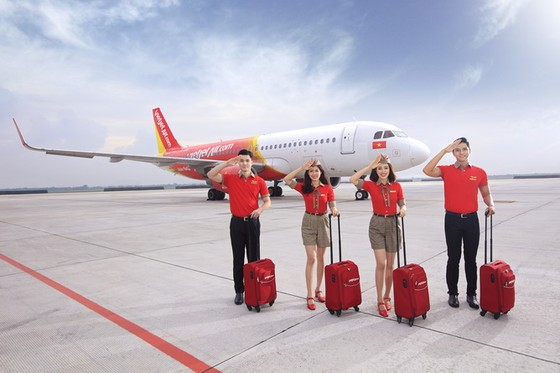 Sovico Aviation公司買入越捷股票 ảnh 1