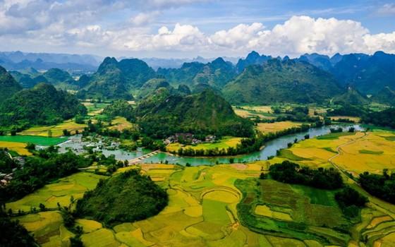 探索越南3大世界地質公園 ảnh 1