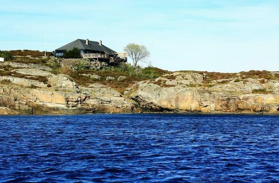 挪威北海 碧海藍天釣鱈魚 ảnh 1