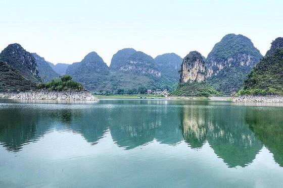 靖西:山水似桂林 氣候勝昆明 ảnh 2