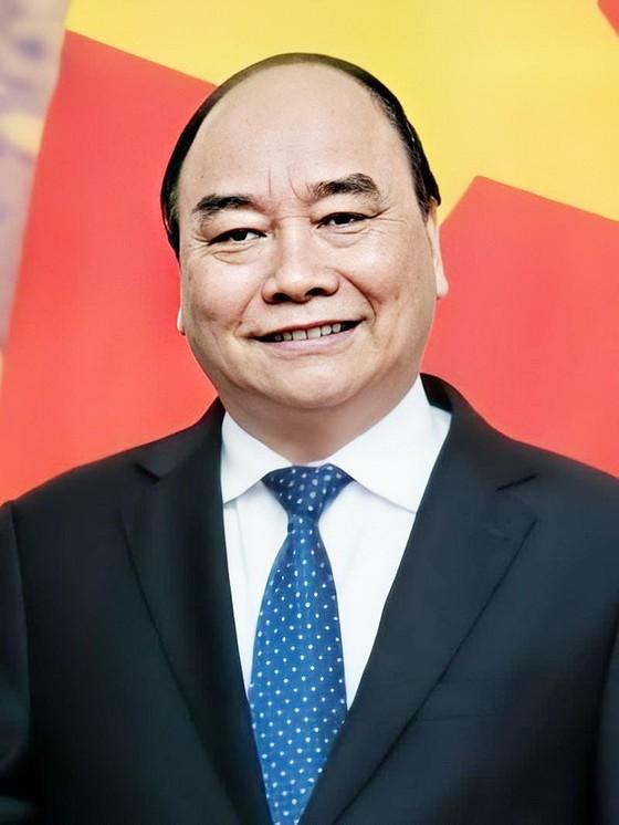 國家主席阮春福候選本市國會代表 ảnh 1