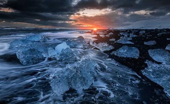 鑽石冰沙灘 ảnh 1