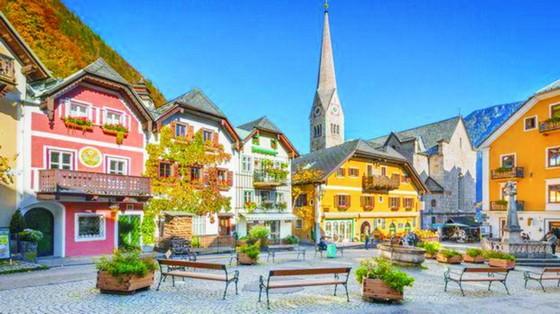 奧地利最美村莊,《冰雪奇緣》尋夢之旅 ảnh 1
