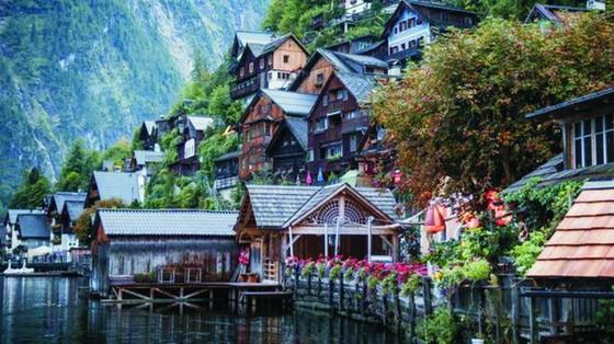 奧地利最美村莊,《冰雪奇緣》尋夢之旅 ảnh 2