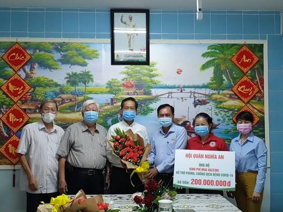 各華人會館積極參與抗疫活動  ảnh 1