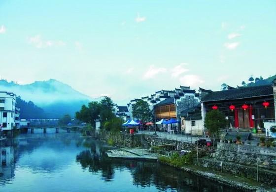中國江西有一遺落人間的靜美天堂 ảnh 1