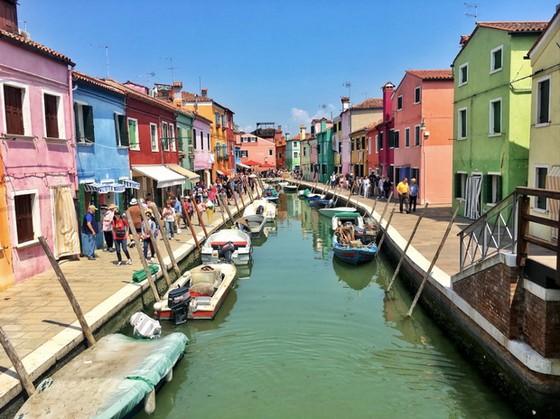 意大利威尼斯彩色島 ảnh 1