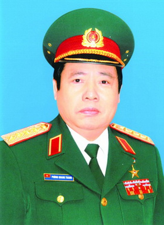 馮光清大將喪禮按國家級儀式舉行 ảnh 1