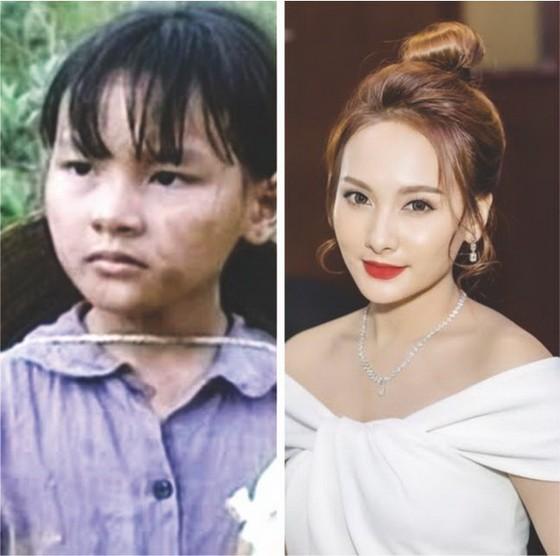 4大童星出身的越南女藝人 ảnh 2