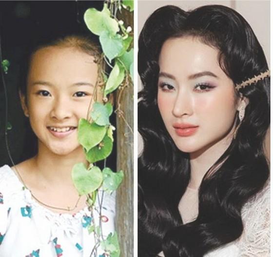 4大童星出身的越南女藝人 ảnh 3