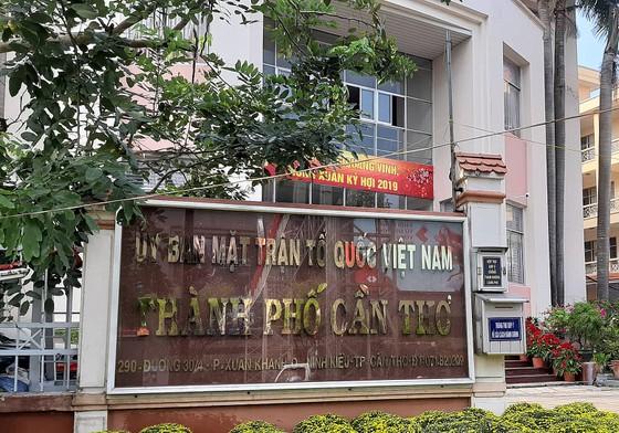 Chủ tịch Ủy ban MTTQ Việt Nam TP Cần Thơ bị kỷ luật cảnh cáo ảnh 1